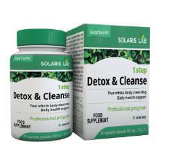 Détox et nettoyage en 1 étape