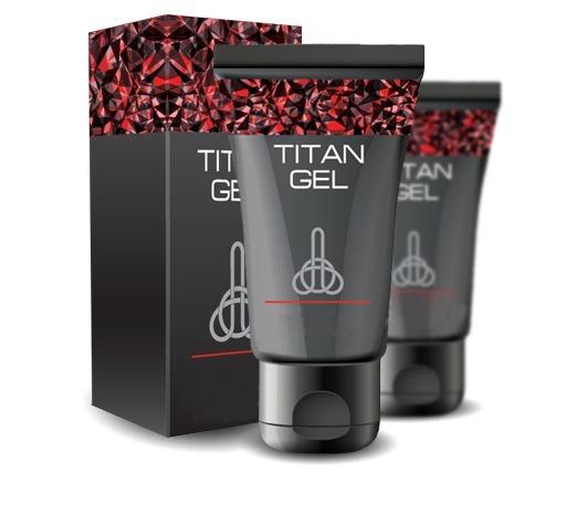 Titan Gel: La Mejor Crema de Agrandamiento del Pene