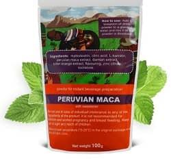 Maca péruvienne - puissance en poudre France 100 g