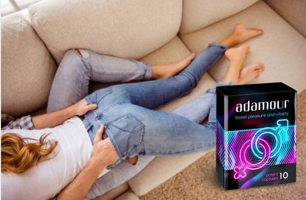 couple, intimité, excitation, capsules Adamour