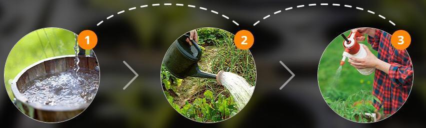 utilisation d'engrais liquide Agromax France