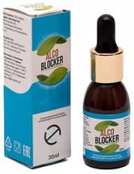 Alco Blocker Drops contre l'alcoolisme France 30 ml