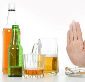 bloqueur d'alcool arrêter l'alcool