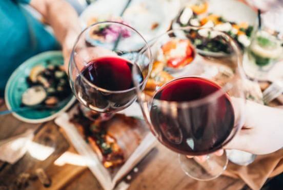 vin rouge, alcool