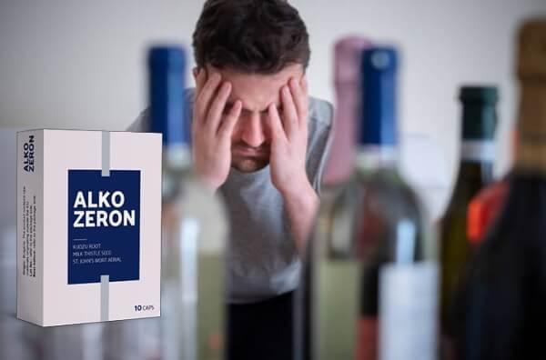 alcool, capsules d'alkozeron