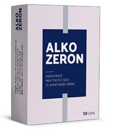 Gélules AlkoZeron