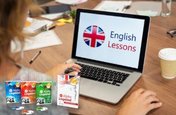 alpha lingmind, apprendre l'anglais, ordinateur