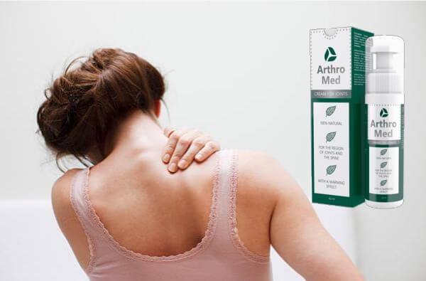 ArthroMed, douleur à l'épaule, femme