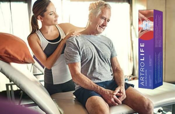 Artrolife, douleurs articulaires, homme et femme