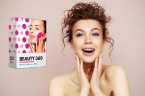 femme heureuse, beauté 360