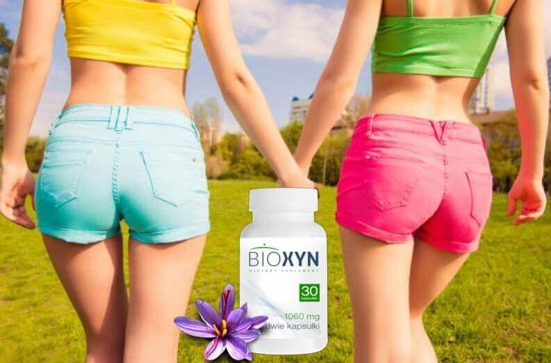 Bioxyn, filles maigres