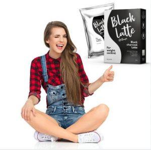 pack fille et latte noir