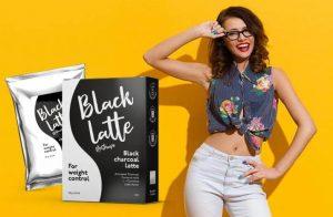 Black Latte et une fille heureuse