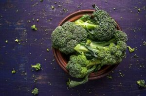 bol avec brocoli