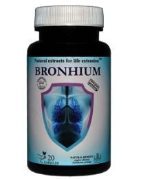Gélules de Bronhium