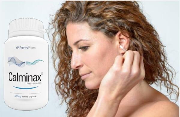 calminax, oreilles, nettoyage