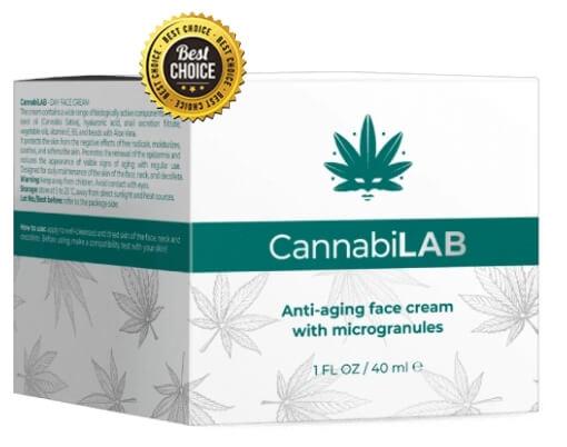 CannabiLab Crème 40 ml France