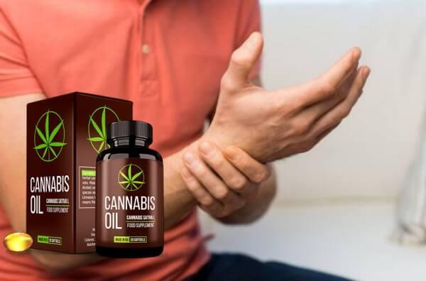 ingrédients dans l'huile de cannabis, douleurs articulaires