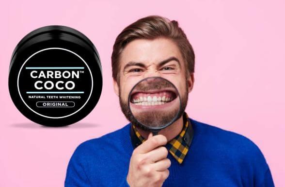 Carbon Coco, un homme à la loupe