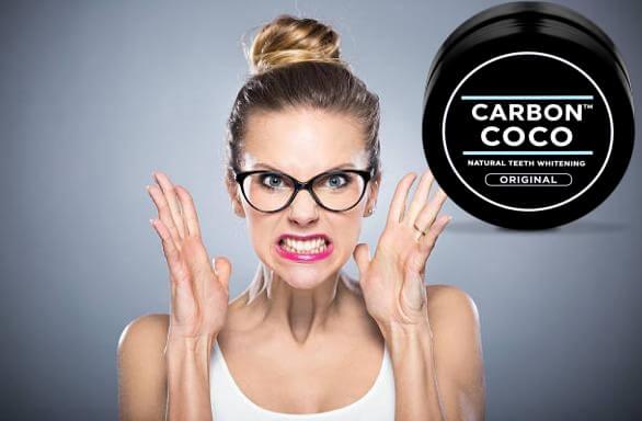 Carbon Coco, une femme mécontente
