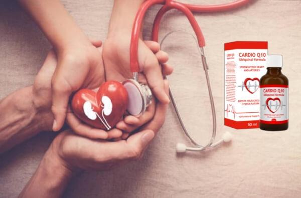 Cardio Q10, coeur
