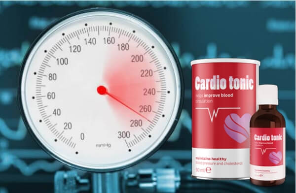 hypertension artérielle, cardio tonique
