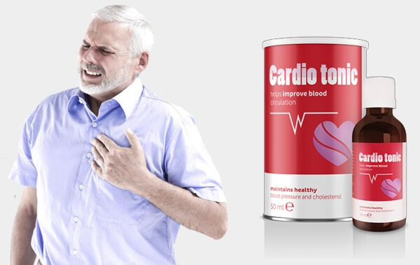 Cardio Tonic, homme, sang, coeur