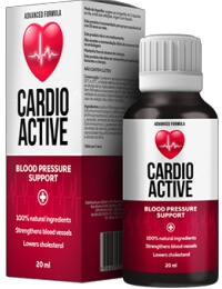 Cardio Active Blood Drops France 20 ml