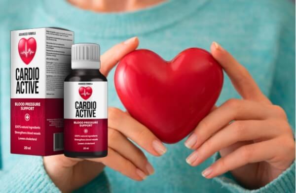 gouttes cardio active avis, coeur