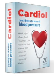 Cardiol Gélules Hypertension France