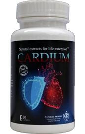Capsules de Cardium France 20 pcs
