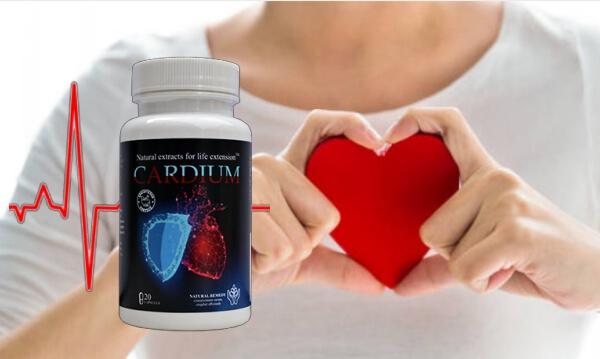capsules de cardium, tension artérielle, cœur, hypertension