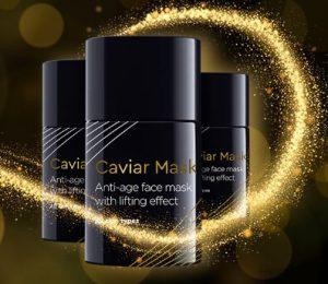 Masque au caviar