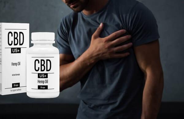 capsules de cannabis pour l'hypertension