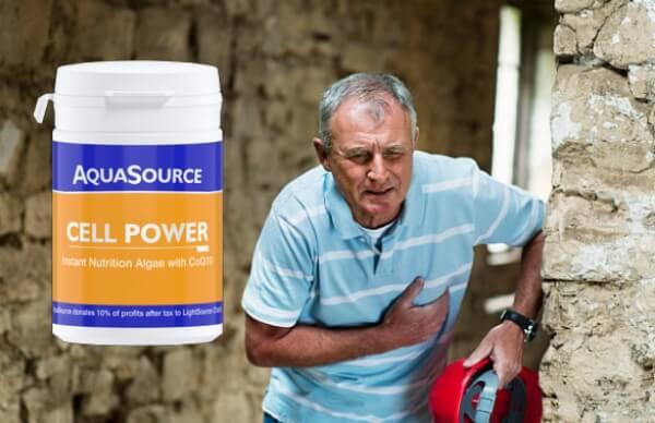 CellPower capsules hypertension