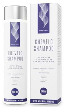 Chevlo Shampoo Shampooing 200 ml France