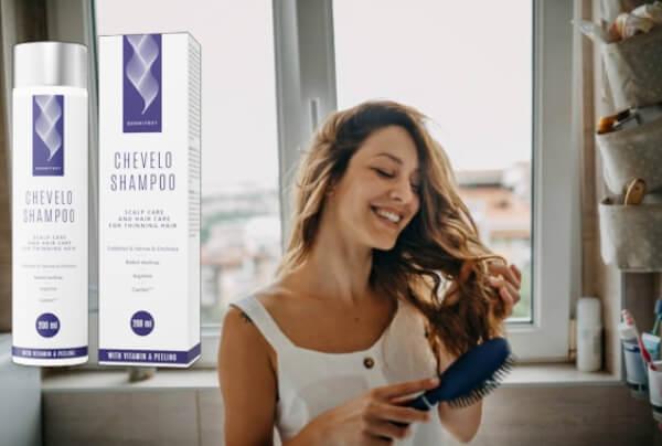 prix shampoing chevelo France