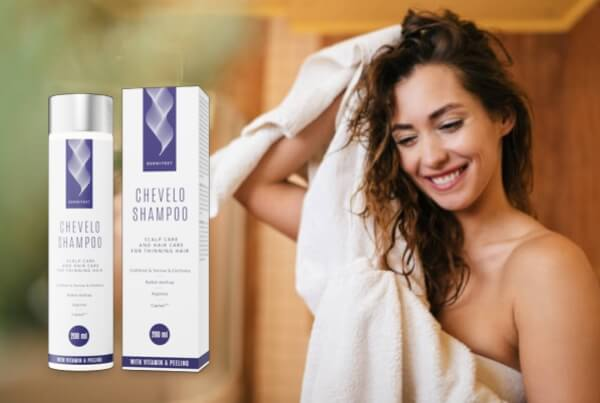 utiliser une pelle shampooing femme cheveux