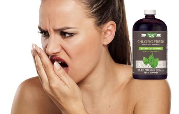 composition et effet chlorofresh