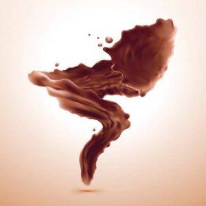 boisson légère au chocolat