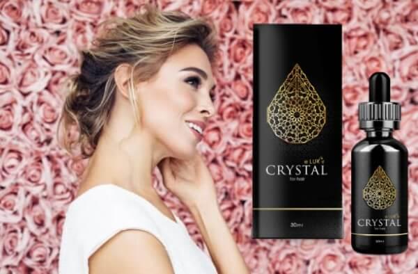 Crystal Eluxir, femme, roses