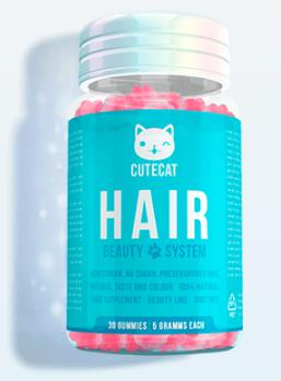 Système de beauté des cheveux CuteCat