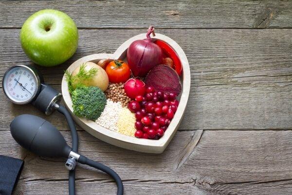 alimentation, tension artérielle