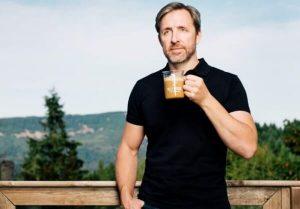 Dave Aspray, café blindé