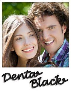 denta black - dentifrice noir