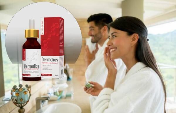 dermolios, soins de la peau