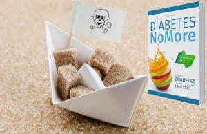 sucre, livre Diabetes No More