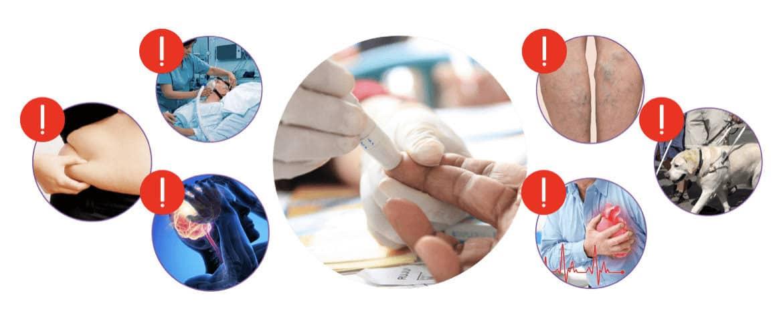 capsules pour le diabète, problèmes, action