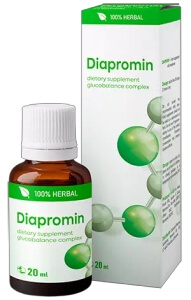 Diapromin 20 ml Gouttes France