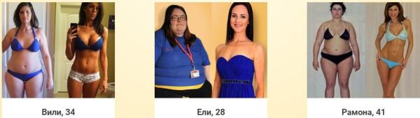 femmes, perte de poids